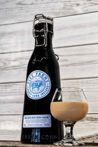 DrinksTime Five Farms Irish Whiskey Cream Liqueur