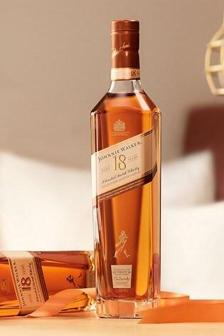 DrinksTime Johnnie Walker 18 Year Old Blended Scotch Whisky
