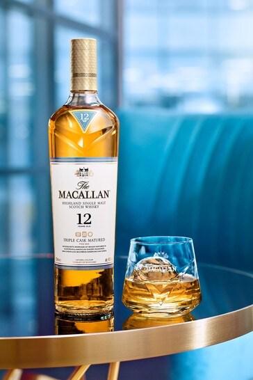 DrinksTime The Macallan 12 Year Old Triple Cask Single Malt Scotch Whisky