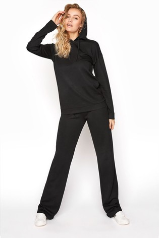 Long Tall Sally Black Soft Touch Joggers