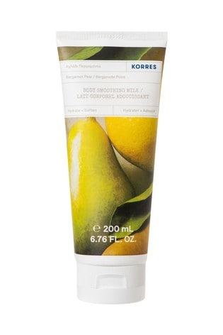Korres Body Smoothing Milk 200ml