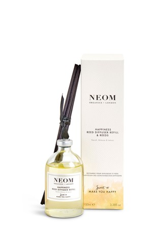 NEOM Happiness Reed Diffuser Refill 100ml