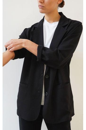 Religion Black Lightweight Fortune Blazer