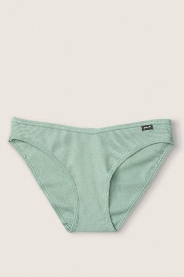 Victoria's Secret PINK Cotton Bikini Panty