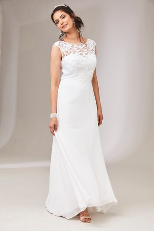 Joanna Hope Ivory Wedding Dress