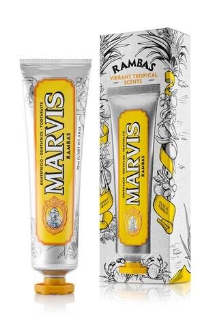 Marvis Wonders of the World Toothpaste RAMBAS 75ml
