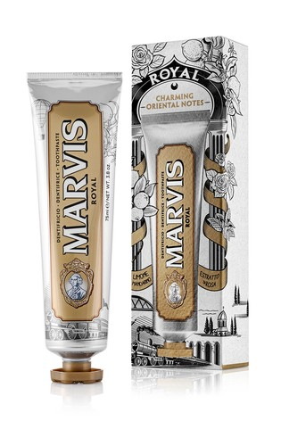 Marvis Wonders of the World Toothpaste ROYAL 75ml