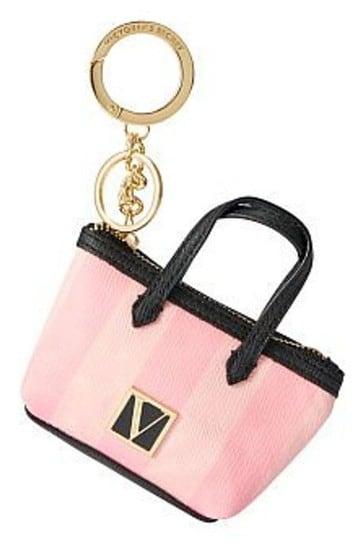 Victoria's Secret Tote Charm Keychain