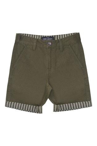 Threadboys Khaki Kris Chino Shorts