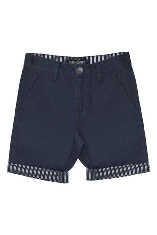 Threadboys Navy Kris Chino Shorts