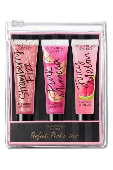 Victoria's Secret Perfect Pinks Lip Trio