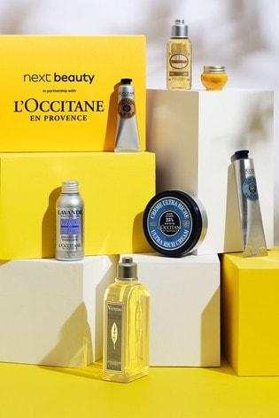 L'Occitane (Worth Over £90) Self-Care Essentials Beauty Box
