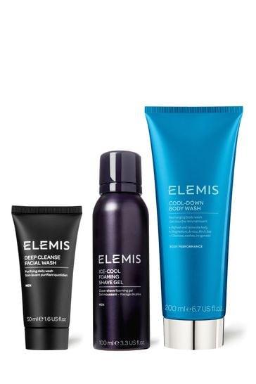 ELEMIS Men's Essential Grooming Edit (worth £56)