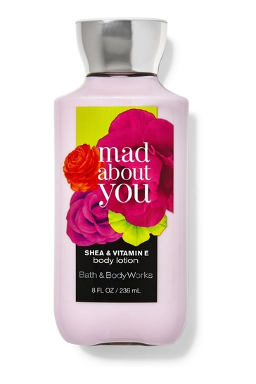 Bath & Body Works Mad About You Super Smooth Body Lotion 236 mL