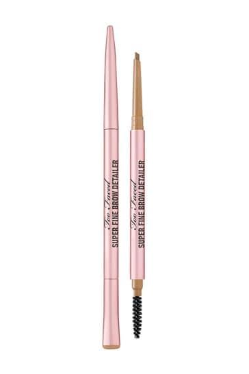 Too Faced Superfine Brow Detailer Ultra Slim Brow Pencil