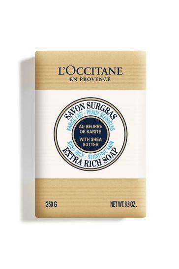 L'Occitane Shea Milk Extra Rich Soap 250g