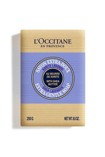 L'Occitane Shea Lavender Extra Gentle Soap 250g
