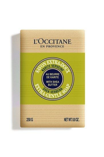 L'Occitane Shea Verbena Extra Gentle Soap 250g