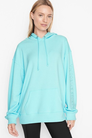 Victoria's Secret Stretch Fleece Pullover Hoodie