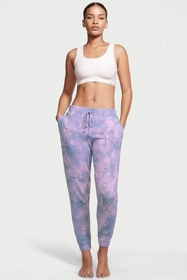 Victoria's Secret Dahlia Fleece High Rise Jogger
