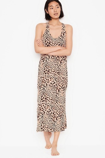 Victoria's Secret Pima Cotton Tank Maxi Nightie