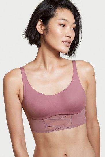 Victoria's Secret Flow Allegro Medium Support Lace Up Sport Bra