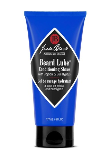 Jack Black Beard Lube® Conditioning Shave With Jojoba & Eucalyptus 177ml