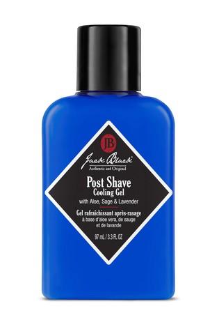 Jack Black Post Shave Cooling Gel With Aloe, Sage & Lavender 97ml