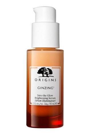 Origins Ginzing Into the Glow Brightening Serum 30ml