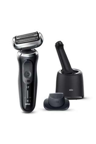 Braun Series 7 70-N7200cc Electric Shaver for Men, SmartCare Center