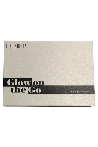 Lord & Berry Go on the Glow Highlighter Palette