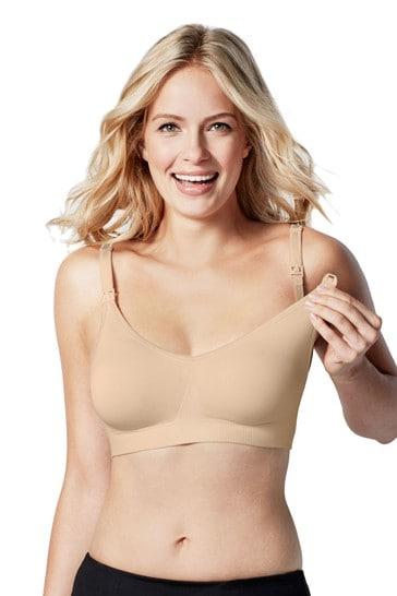 Bravado Nude Body Silk Seamless Nursing Bra