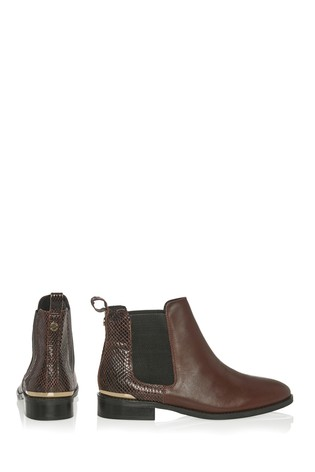Office Bramble Flat Ankle Boot