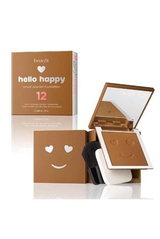 Benefit Hello Happy Velvet Powder Foundation
