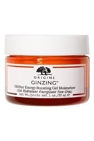 Origins Ginzing Energy Boosting Gel Moisturiser 30ml