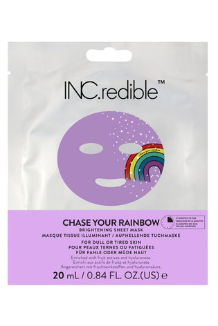 INC.redible Chase Your Rainbow Sheet Mask