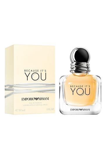 Armani Beauty Because Its You She Eau de Parfum 30ml