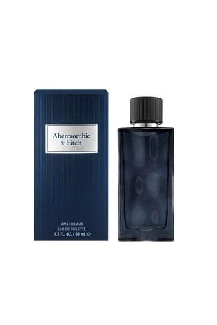 Abercrombie & Fitch First Instinct Men Blue Eau de Toilette 50ml