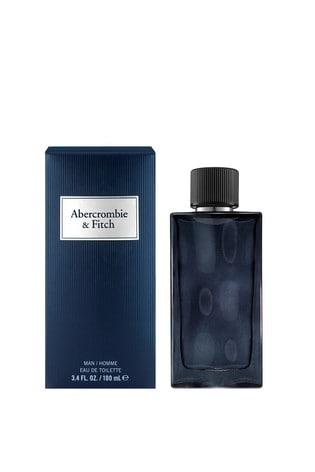 Abercrombie & Fitch First Instinct Men Blue Eau de Toilette 90ml