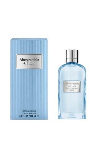 Abercrombie & Fitch First Instinct Women Blue Eau de Parfum 100ml