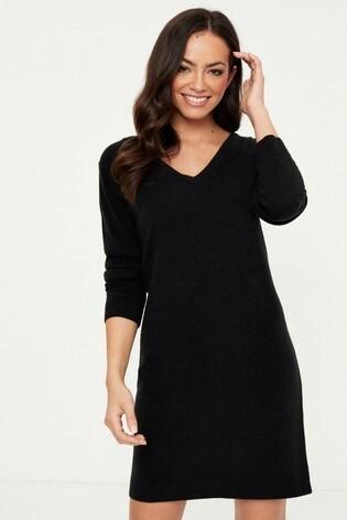 Shop Womens jul stickad klänning | Fruugo SE