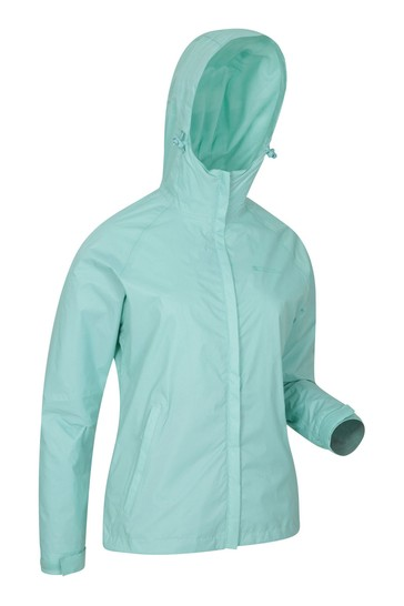 Mountain Warehouse Mint Torrent Womens Waterproof Jacket