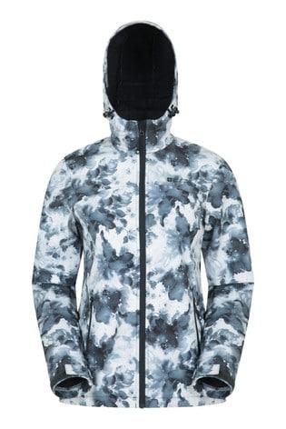 Mountain Warehouse Winter Blossom Exodus Womens Softshell Jacket