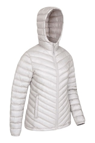 Mountain Warehouse Ecru Seasons Womens Padded Jacket