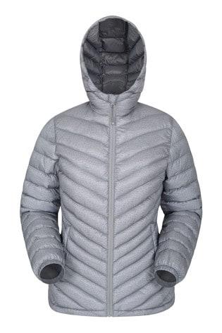 Mountain Warehouse Grey Seasons Womens Padded Jacket