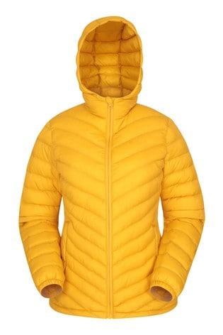 Mountain Warehouse Yellow Seasons Womens Padded Jacket