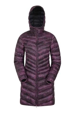 Mountain Warehouse Berry Florence Womens Long Padded Jacket