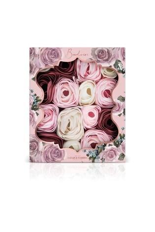 Baylis & Harding Boudoire Velvet Rose & Cashmere Rose Soap Petal Set