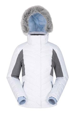Mountain Warehouse White Powder Women Padded Ski Jacket