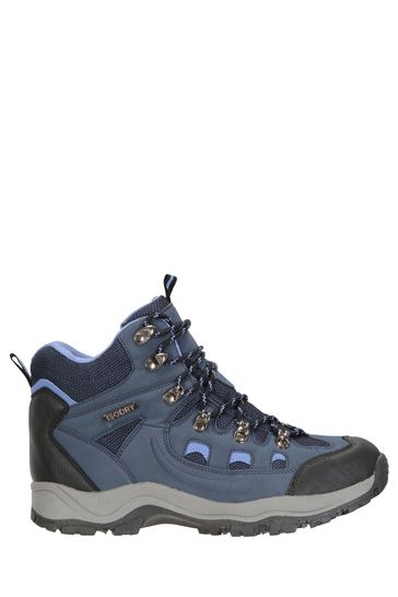 Mountain Warehouse Navy Adventurer Womens Waterproof Boots